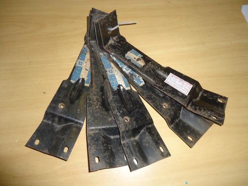 suporte original para choque traseiro chevette-le-ld