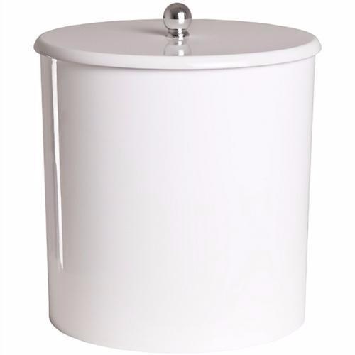 suporte papel higiênico c/lixeira acoplada menor preço 304-4
