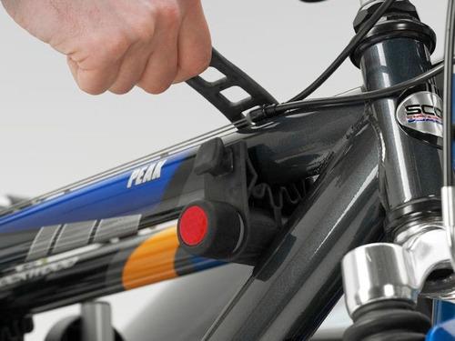 suporte para 2 bicicletas bike engate xpress 970 dobravel