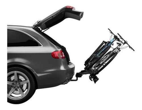 suporte para 2 bicicletas engate thule velocompact 925