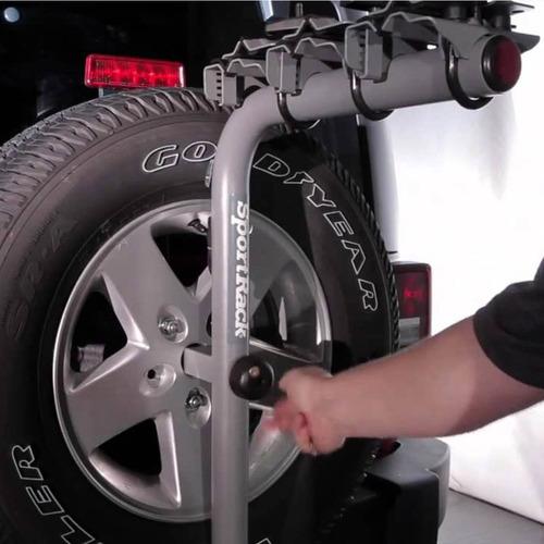 suporte para 3 bicicletas ford ecosport 2018 grupo thule