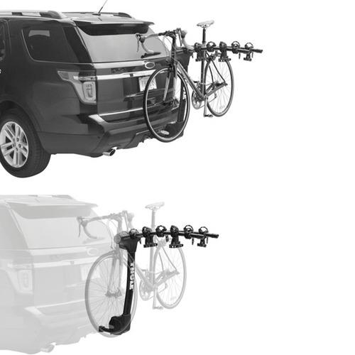suporte para 5 bikes thule  para engate de carro