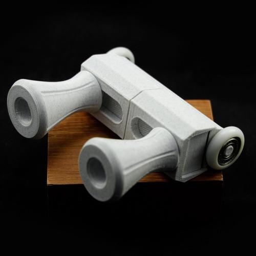 suporte para afiação de formões, lâminas e plainas - afiador