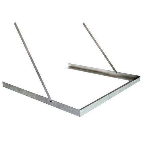 suporte para ar condicionado em alumínio 7.500btu