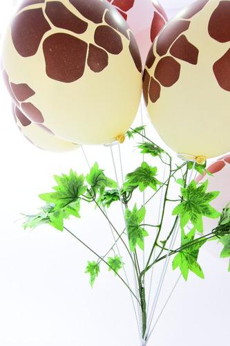 suporte para bexiga,balão kit com 2 peças para  8 balões