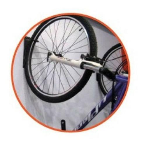 suporte para bicicleta de parede bi054 - atrio
