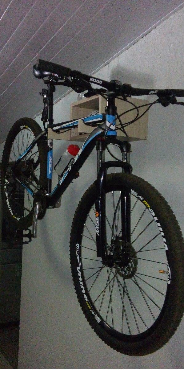1b0b20d69 Suporte Para Bike De Parede Mdf Madeira