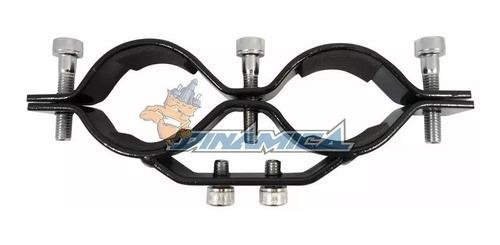 suporte para bomba de combustível gti 02 bombas gti/mercedes