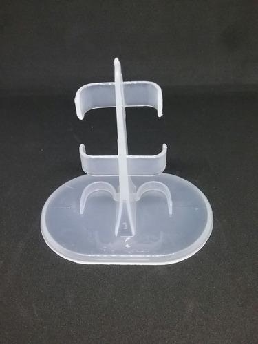 suporte para bonecas ( suporte para pe) kit com 5 unidades
