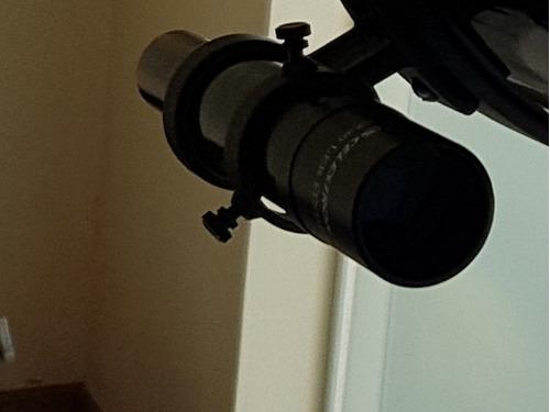 suporte para buscadora celestron 6x30 telescópio