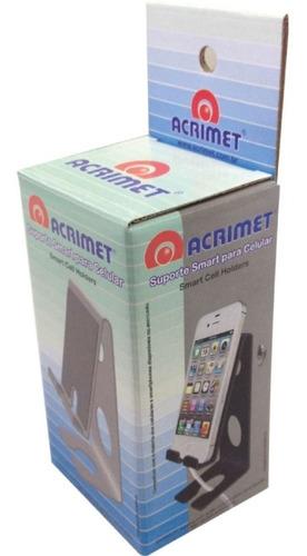 suporte para celular acrimet smart branco