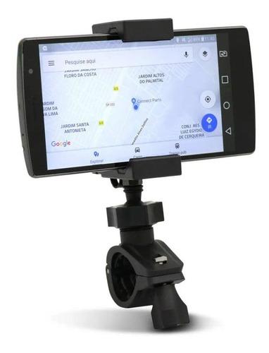 suporte para celular gps com carregador harley ultra limited
