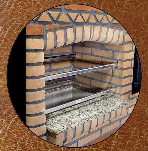 suporte para churrasqueira alumínio desmontável