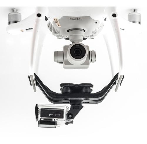 suporte para câmeras leves / 360 anti-vibra dji phantom 4