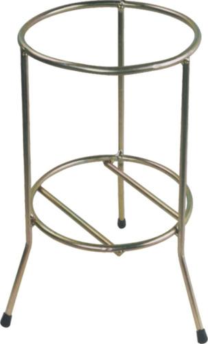 suporte para extintor de incêndio grande 21 cm de diâmetro