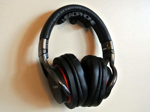 suporte para headphone headset