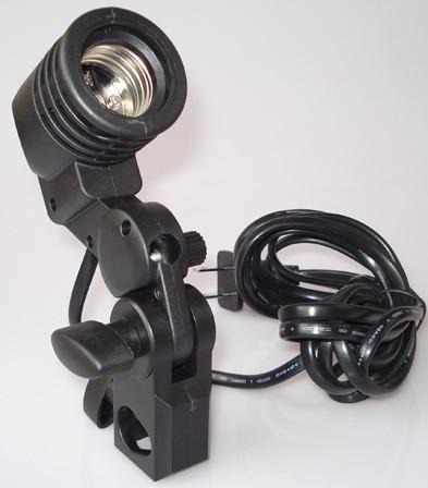 suporte para iluminador e sombrinha (ref.: lh-27su)