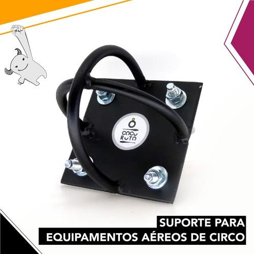 suporte para instalação de equipamentos aéreos de circo