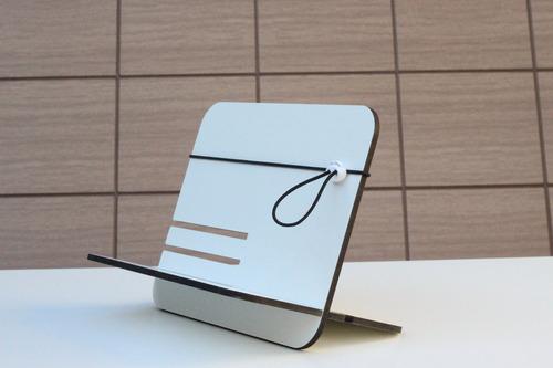 suporte para leitura suporte para tablet livro