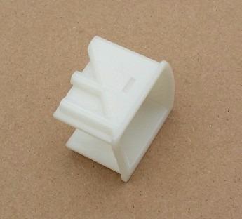 suporte para módulo leitor biométrico arduino modelo r308