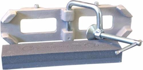 suporte para pedra de afiar  - 25 cm x 10,50 x 4,5