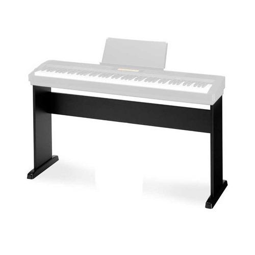suporte para piano digital linha cdp  cs44p preto casio
