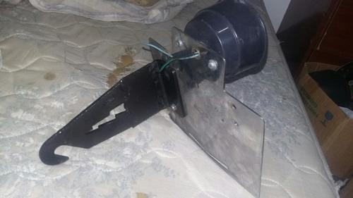 suporte para placa lateral virago yamaha 250