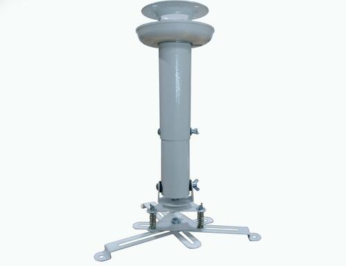 suporte para projetor, extensor com regulagem de 25cm a 32cm