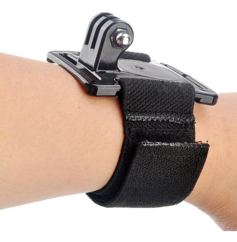 suporte para pulso gopro - diversas atividades
