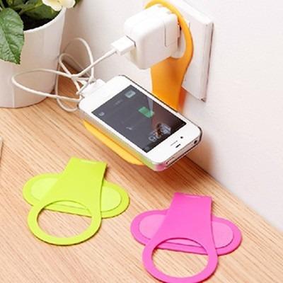 suporte para recarregar celular