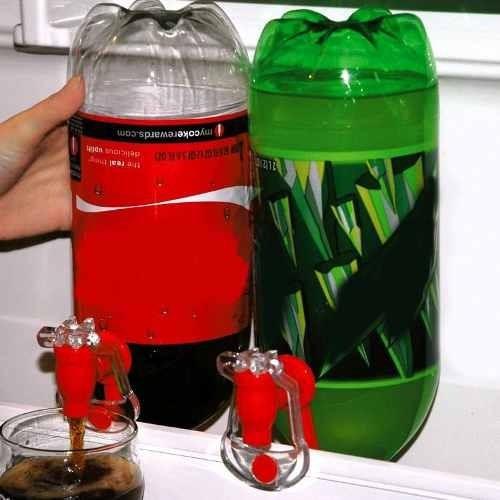 suporte para refrigerante 2 litros pet porta garrafa