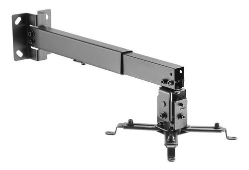suporte para retro-projetor fixaçao teto ou parede mt-305 pr