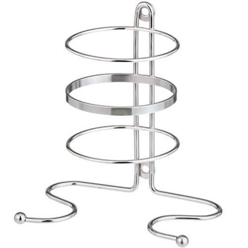 suporte para secador de cabelos porta secador de parede cabo