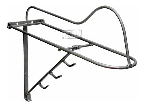 suporte para sela de ferro arreio resistente preço imbatível