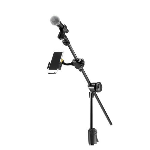 suporte para smartphone com ajuste variavel hercules dg200b