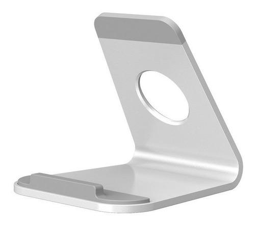 suporte para tablets e smartphones em alumínio orico (nf+ga)