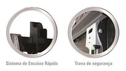 suporte para tv 32 a 84 - m8x45 qled led lcd plasma e600 elg