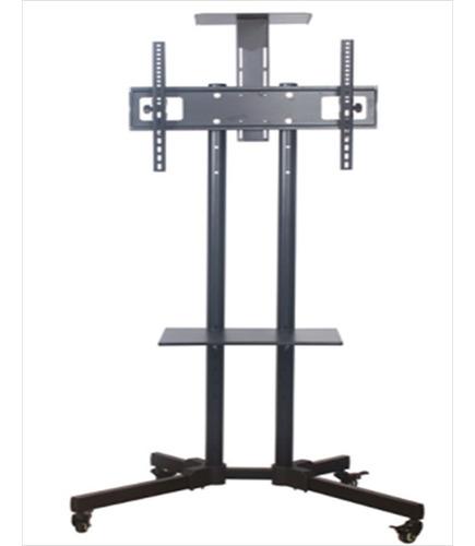 suporte para tv de chao tlevisao dvd pedestal com carrinho