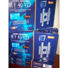 Suporte Para Tv Plasma Ou Monitor Lcd   M F 40 V 22   Airon