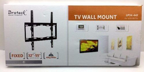 suporte para tv tela plana 32'' a 55'' polegadas
