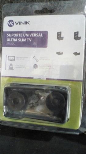 suporte para tv televisão universal vinik até 85' novo