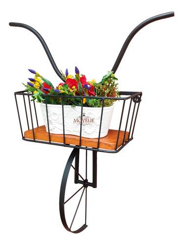 suporte para vaso de plantas em ferro