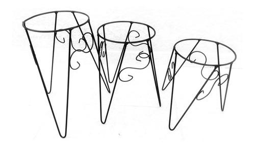 suporte para vaso vaso