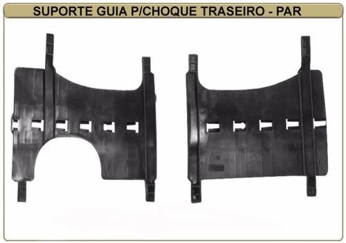 suporte parachoque ford ka 1997/2007 tras/diant + grampos