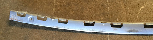 suporte parachoque traseiro superior mitsubishi lancer gt 12