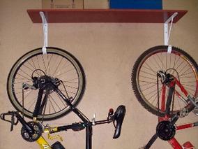 76874143e Suporte Parede Pendurar Bicicleta Bike Escada Prateleira