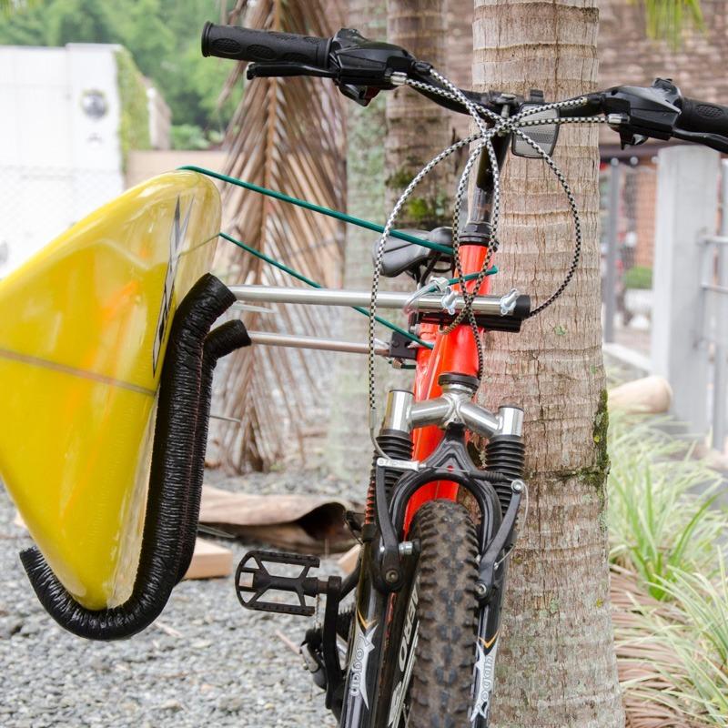 504c300f12 Kit Suporte De Prancha Para Bicicleta + Suporte Para Parede - R  134 ...