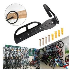 Suporte Parede Vertical Bicicletário Bike Estacionamento