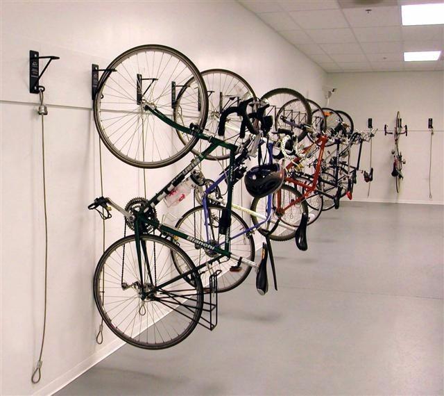 Suporte Parede Vertical Biciclet 225 Rio Bike Estacionamento