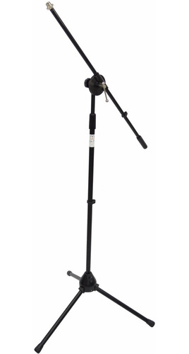 suporte pedestal tipo tripé para microfone qualidade